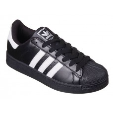 Кроссовки Adidas Superstar Black/White