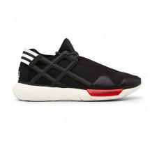 Мужские кроссовки Adidas Yohji Yamamoto (Black/Red)