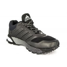 Мужские беговые кроссовки Adidas TR15 Black