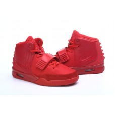 Кроссовки Nike Air Yeezy 2 Red