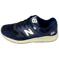 Мужские замшевые кроссовки New Balance 530 Blue