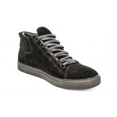 Осенние ботинки Balenciaga Black