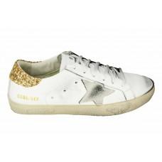 Кеды Golden Goose Deluxe Brand Gold