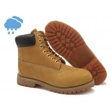 Осенние ботинки Timberland Classic Yellow