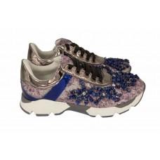 Женские кроссовки Prada Blue L