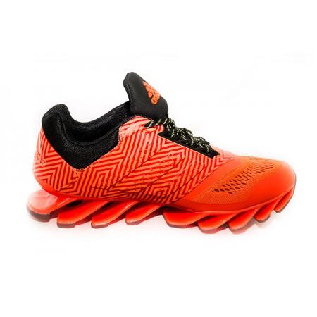 Эксклюзивная брендовая модель Беговые кроссовки Adidas SpringBlade Light Orange V