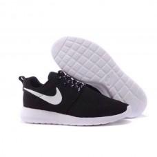 "Кроссовки Nike ""Roshe Run"" Black/White"