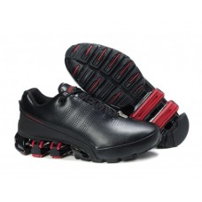 Мужские кроссовки Adidas Porsche Design Run Bounce SL P5000 (black/red)