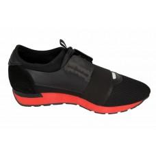 Кроссовки Balenciaga Black/Red