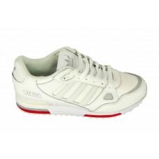 Мужские белые кожаные кроссовки ADIDAS ZX750