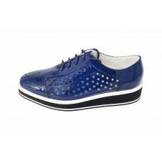 Женские Ботинки Prada Blue