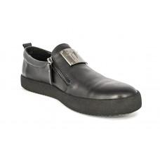 Осенние ботинки Giuzeppe Zanotti Black Monolith II