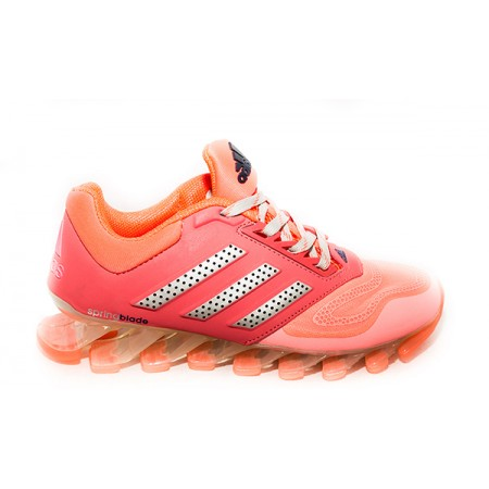 Эксклюзивная брендовая модель Женские беговые кроссовки Adidas SpringBlade Pink