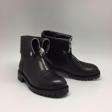 Женские ботинки Alexander McQueen Black