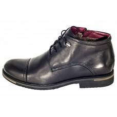 Зимние мужские ботинки Marco Lippi High BLack A