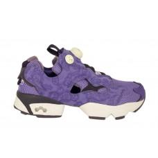 Женские летние кроссовки Reebok InstaPump фиолетовые