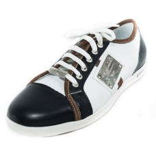 Dolce&Gabbana Low BlackWhite New