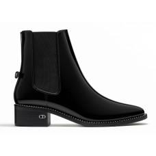 Женские сапоги Christian Dior Black