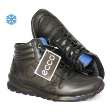 Зимние ботинки Ecco Biom Winter Black/Blue