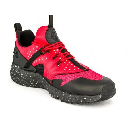 Эксклюзивная брендовая модель Кроссовки Nike Air Huarache Black Red