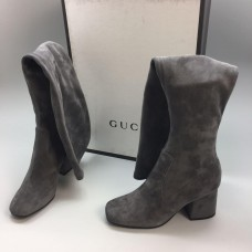 Ботфорты Gucci Grey