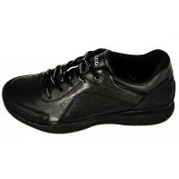 Осенние кроссовки Ecco Biom Low Full Black V