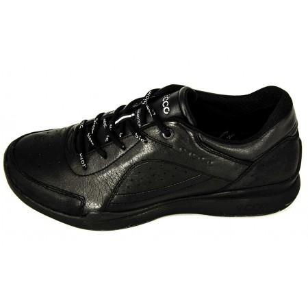 Эксклюзивная брендовая модель Осенние кроссовки Ecco Biom Low Full Black V