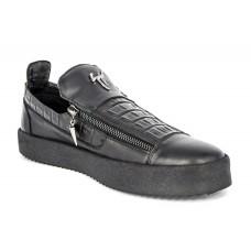 Осенние ботинки Giuzeppe Zanotti Black Touth
