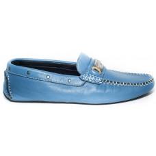 Мокасины Dolce&Gabbana Light Blue