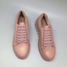 Женские кроссовки Prada Pink