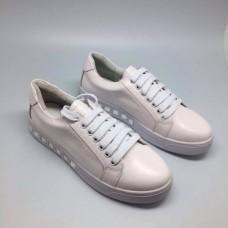 Женские кроссовки Prada White
