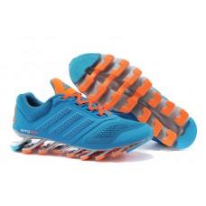 Мужские беговые кроссовки Adidas SpringBlade Ligth Blue/Orange