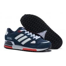 Мужские кроссовки ADIDAS ZX750 BLUE WHITE