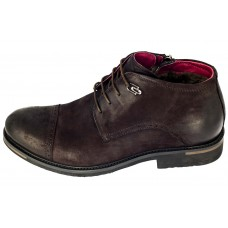 Зимние мужские ботинки Marco Lippi High Broun C