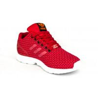 Кроссовки Adidas ZX Flux Red
