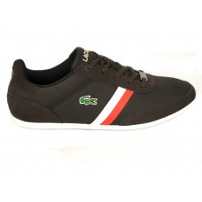 Lacoste Misano Brown/White/Red
