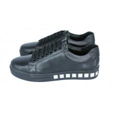 Женские кроссовки Prada Black