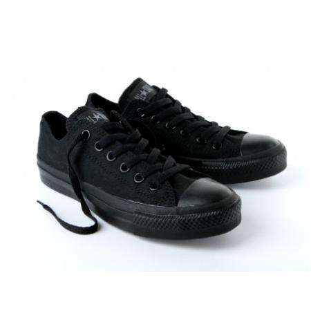 Эксклюзивная брендовая модель CONVERSE by CHUCK TAYLOR ALL STARS Low Night black