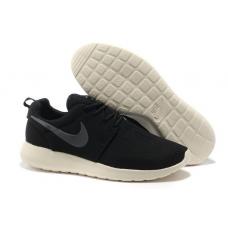 Кроссовки Nike Roshe Run Black/Grey