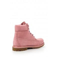 Женские осенние ботинки Timberland Pink