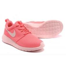 Женские кроссовки Nike Roshe Run Full Pink
