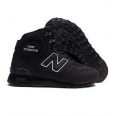 Зимние мужские кроссовки New Balance 1300 Full Black