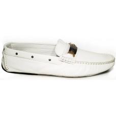 Мокасины Dolce&Gabbana White