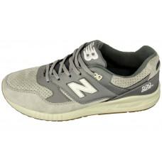 Мужские кожаные кроссовки New Balance 530 Grey