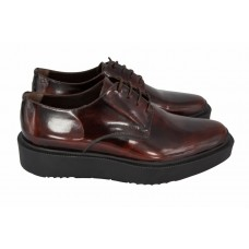 Ботинки Prada Oxford Broun Leather