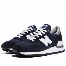 Мужские кроссовки New Balance 990 Blue