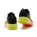 Эксклюзивная брендовая модель Кроссовки Air Max 2015 Flyknit (Black/Orange/Green)