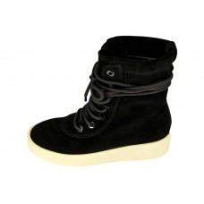 Женские кеды Adidas Yeezy Black