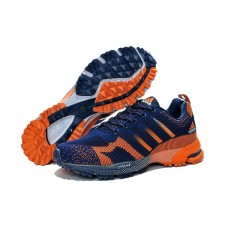 Adidas Marathon Flyknit Blue/Orange