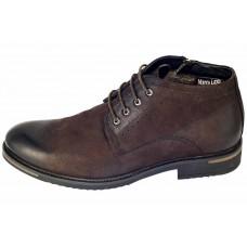 Зимние мужские ботинки Marco Lippi High Broun